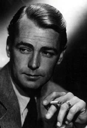 Image result for alan ladd tough guy
